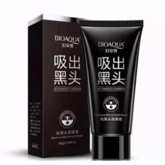 Blackmask Bioaqua Charcoal Mask - Distributor Resmi Kota Tangerang