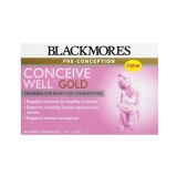 Jual Blackmores Conceive Well Gold 56 Tabs Grosir