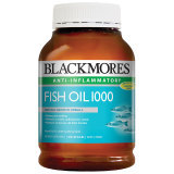 Jual Blackmores Fish Oil 1000Mg 400 Capsules Online