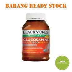 Review Blackmores Glucosamine Sulfate 1500Mg 180 Tablet Terbaru