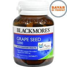 Beli Blackmores Grape Seed 12000 Yang Bagus