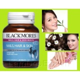 Harga Blackmores Hair Nail And Skin Health Isi 60 Menjaga Kesehatan Kuku Termahal
