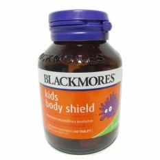 Blackmores Kids Body Shield Bpom Kalbe 60 Tablet Blackmores Diskon