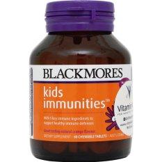 Iklan Blackmores Kids Immunities 60 Tab