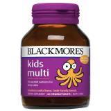 Pusat Jual Beli Blackmores Kids Multi 60 Tablets Indonesia