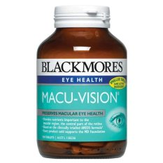 Jual Blackmores Macu Vision 150 Tablets Blackmores