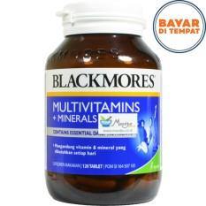 Jual Blackmores Multivitamin Minerals Satu Set
