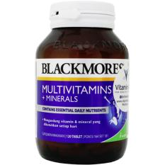 Beli Blackmores Multivitamins Minerals Bpom Kalbe 120 Tab Yang Bagus