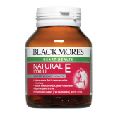 Jual Blackmores Natural Vitamin E 1000Iu 30 Capsules Di Indonesia
