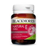 Harga Blackmores Natural Vitamin E 250Iu Bpom Kalbe 50 Kapsul Origin