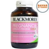 Harga Blackmores Pregnancy Breastfeeding Gold Isi 120 Kapsul Seken