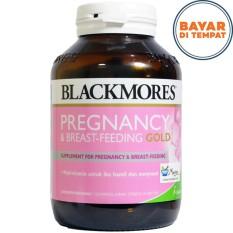 Diskon Blackmores Pregnancy Breastfeeding Gold Isi 120 Kapsul