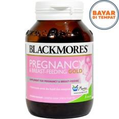 Beli Blackmores Pregnancy Breastfeeding Gold Isi 60 Kapsul Blackmores