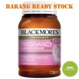 Toko Blackmores Pregnancy And Breastfeeding Gold 180 Capsules Terdekat