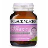 Toko Blackmores Radiance Marine Q10 Bpom Kalbe 30 S Vitamin Kulit Kesehatan Kulit Suplemen Kulit Anti Aging Anti Penuaan Dini Mengecilkan Pori Pori Online Terpercaya