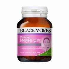 Dapatkan Segera Blackmores Radiance Marine Q10 Bpom Kalbe 30 Kapsul Kesehatan Kulit Collagen