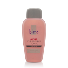 Bless Acne Cleansing Tonic 125Ml Murah