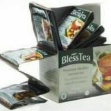 Harga Blesstea Teh Hitam Bless Tea Blestea Bles Tea 100 Original Di Indonesia