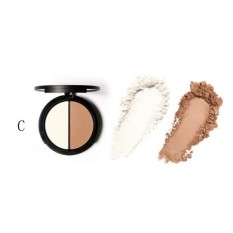 Diskon Produk Bling Focallure Make Up Wajah Bronzer Highlighter 2 Diff Warna Concealer Matte Intl