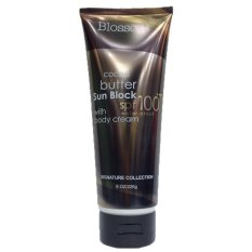 Beli Blossom Cocoa Butter Sun Block Spf 100 With Body Cream 226Gr Sunscreen Yang Bagus