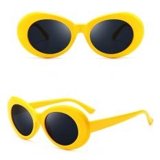 Harga Boom Retro Cermin Oval Kacamata Wanita Uv400 Sunglasses Kurt Cobain Nirvana Intl Fullset Murah