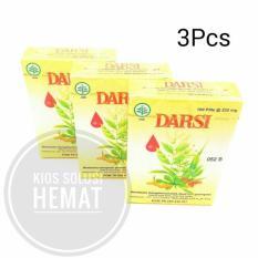 Promo Borobudur Herbal Darsi 100 Pills 3 Box Membantu Mengatasi Jerawat Bisul Dan Gatal Gatal Murah