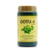 Katalog Borobudur Herbal Gotu K 100 Kapsul Meningkatkan Daya Ingat Terbaru