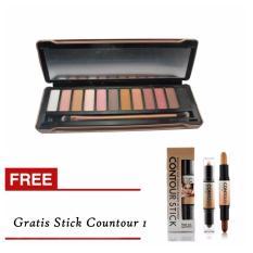 Harga Bos Online N5 Pallete Eyeshadow Gratis Stick Concealer Contour 2In1 Seken