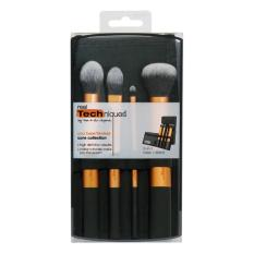 Harga Bos Online Real Techniques Core Collection 4Pcs Make Up Brushes Set Intl Murah