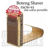 Beli Boteng Shaver Rscw V1 Alat Cukur Rambut Elektrik Portabel Cokelat Online Murah