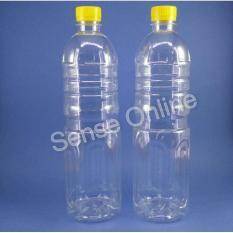 Botol Plastik Minuman Markisa PET 1000 Ml