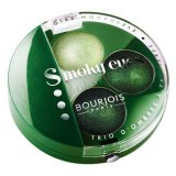 Spesifikasi Bourjois Smoky Eyes Trio Eye Shadow Vert Trendy Dan Harga