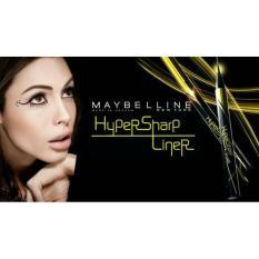 Review Bpom Maybelline Eyeliner Hypersharp Eyeliner Maybelline Hypersharp Original 100 Dki Jakarta