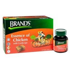 Ulasan Lengkap Brands Essence Chicken W Cordyceps 70