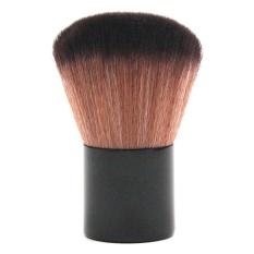 Brusher Brush Wajah Ukuran Besar-Kuas Bedak Alat Sikat Kecantikan (Brown)-1-Intl