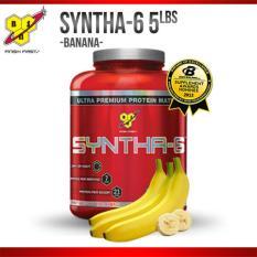 Harga Bsn Syntha 6 5Lb Banana Baru Murah