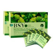 BSY Noni Black Hair Magic Shampo - isi 5pc