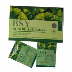 Beli Bsy Noni Black Hair Magic Shampoo 1 Box Isi 20 Sachet Lengkap