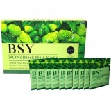 Review Bsy Noni Black Hair Magic Shampoo Bpom 10 Sachet Di Jawa Barat