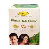 Spesifikasi Bsy Premium Black Hair Color Shampoo Cat Rambut Semir Rambut Menutup Uban Menghitamkan Rambut Yang Bagus Dan Murah