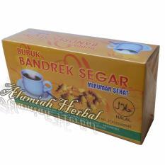 Bubuk Bandrek Segar- Minuman Sehat 15 sachet