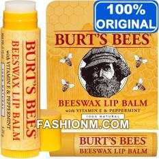 Beli Burt S Bees Beeswax Lip Balm With Packaging Secara Angsuran