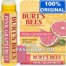 Harga Burt S Bees Pink Grapefruit Cause Lip Balm With Packaging Yg Bagus