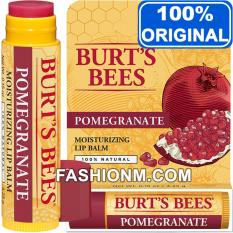 Harga Burt S Bees Pomegranate Lip Balm With Packaging Branded