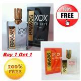 Toko Buy 1 Get 1 Parfum Original Bravas Xox Edp 100 Ml Murah Di Dki Jakarta
