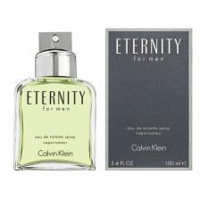 Situs Review Calvin Klein Eternity Men 100Ml