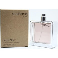 Promo Calvin Klein Euphoria Edt 100Ml Men Tester Akhir Tahun