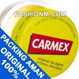 Carmex Classic Lip Balm Original Jar With Packaging Carmex Murah Di Dki Jakarta