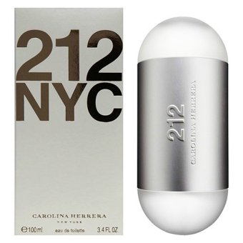 Beli Carolina Herrera 212 Lady Nyc Edt Product 100Ml Riau Islands