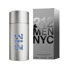 Harga Carolina Herrera 212 Men Edt Pria 100 Ml Carolina Herrera